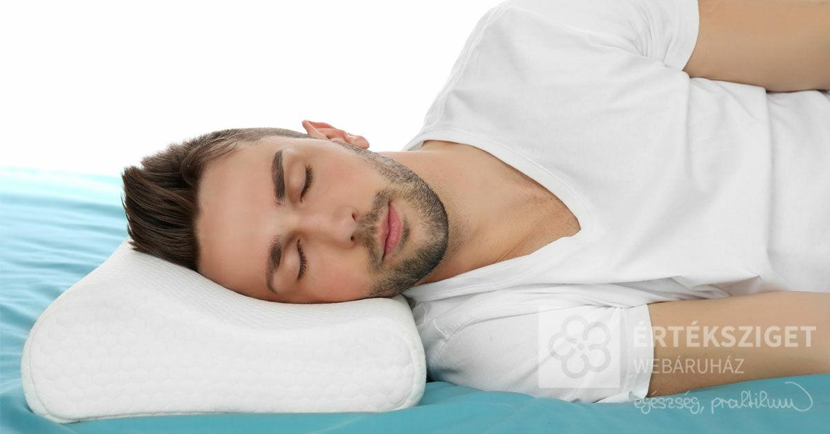 Alvással az egészséges gerincért - Értéksziget Webáruház
