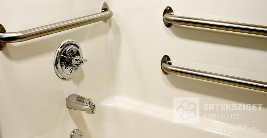 Így legyen biztonságban a fürdőszobában