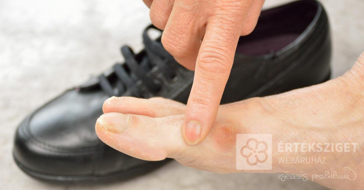 krémhatás a lábak ízületeire