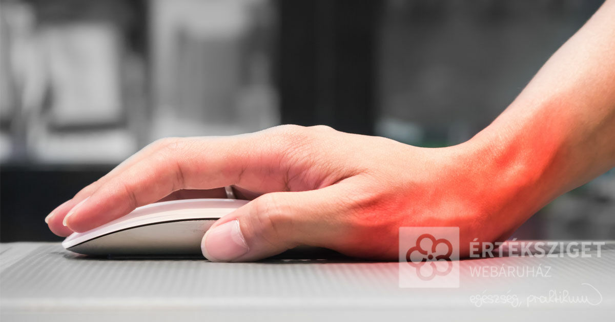 Klasszikus irodai betegségek 5. - A csukló fájdalma - Értéksziget Webáruház