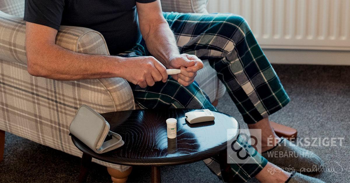 4+1 tipp a diabéteszes láb kezelésére - Értéksziget Webáruház