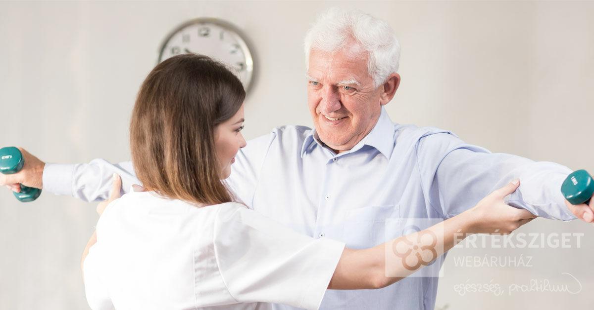 A gyógytorna kiváló segítség lehet a házi ápolás során, de miért van rá szükség? - Értéksziget Webáruház