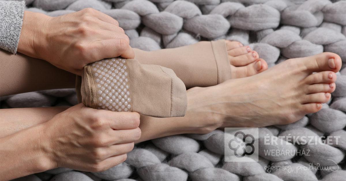 Meddig érdemes viselni a kompressziós zoknit ahhoz, hogy kifejtse a hatását?