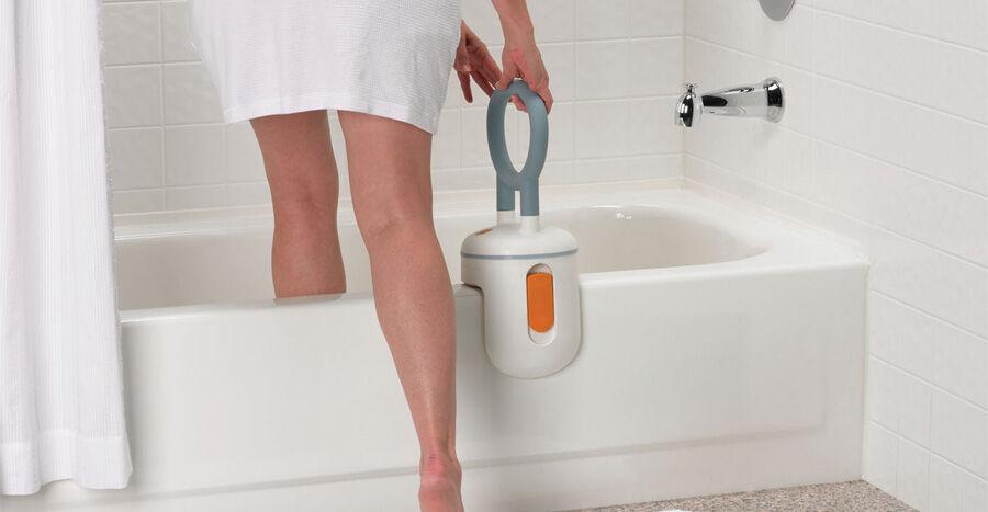 A fürdőszobai biztonságot megfelelő segédeszközök növelik - Értéksziget Webáruház