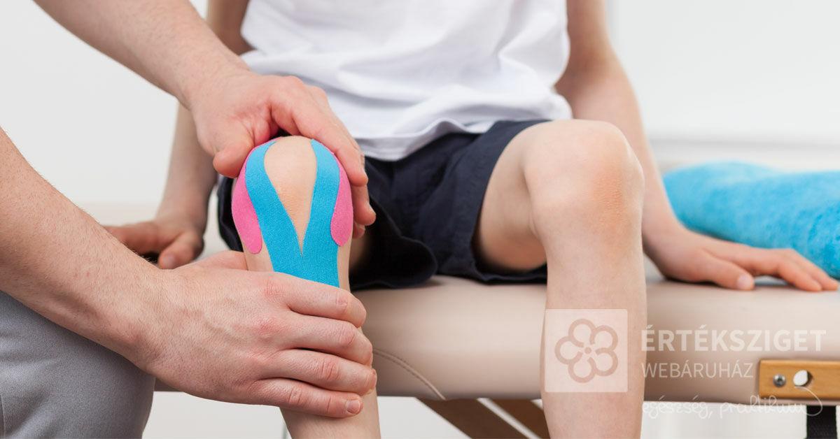 A sokoldalú kineziótapasz: ezekre a testrészekre és tünetekre bátran használhatjuk - Értéksziget Webáruház