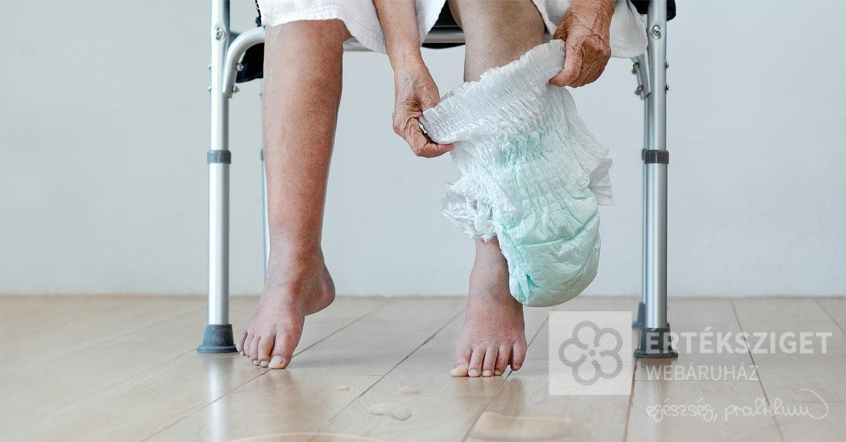 Tegyük tisztába: felnőtt pelenkanadrág vagy nadrágpelenka a jó választás?