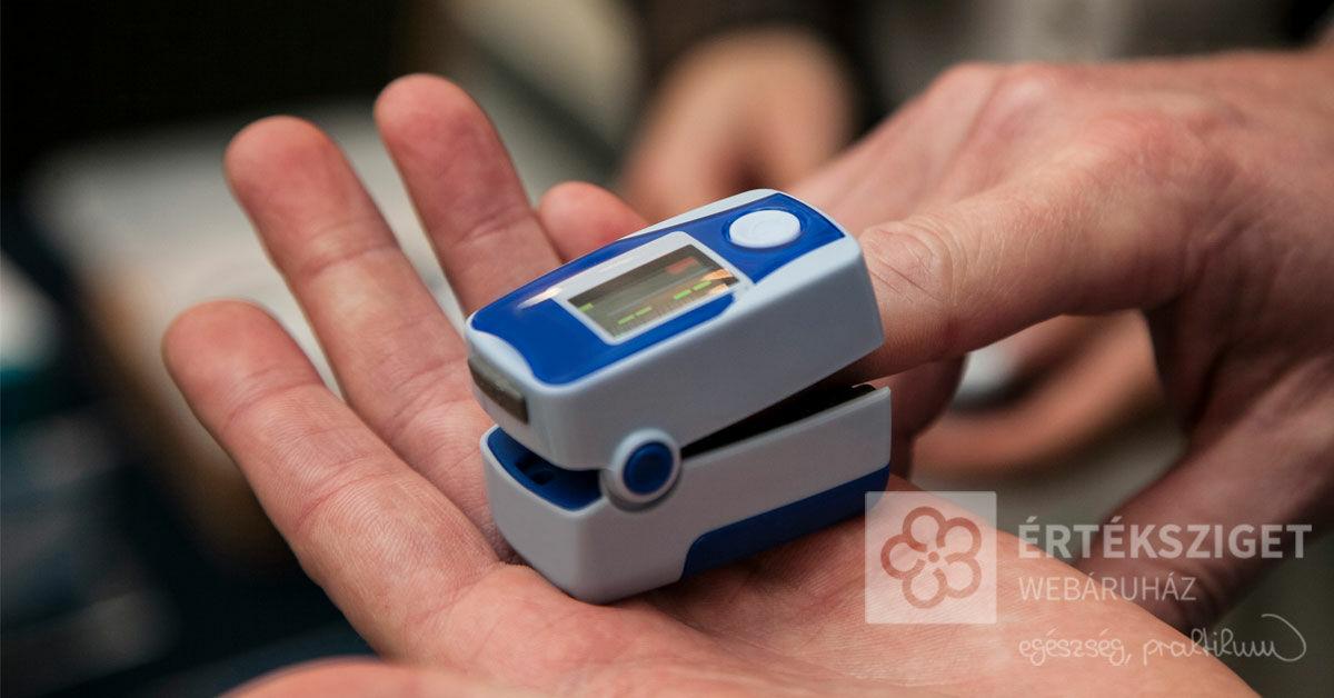 Milyen esetekben hasznos a véroxigénszint mérése? - Értéksziget Webáruház