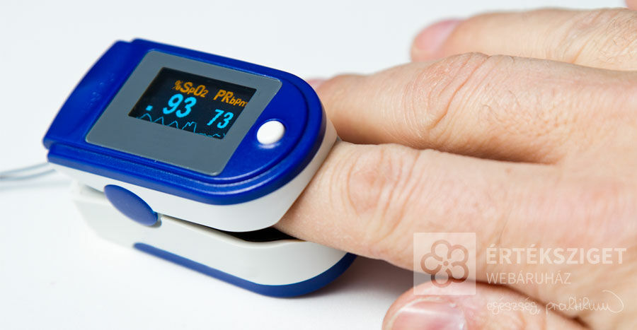 A pulzoximéter egy igen hasznos gyógyászati segédeszköz