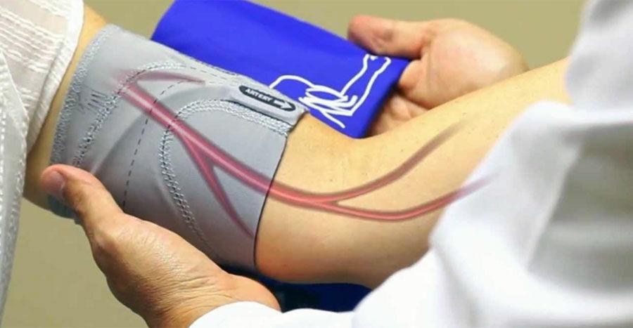 Vérnyomásmérő otthoni használatra