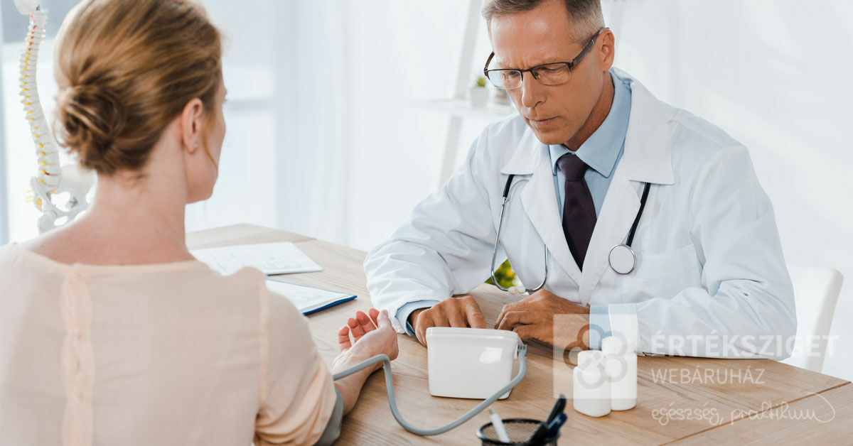120/60: A tökéletes vérnyomás? - Értéksziget Webáruház