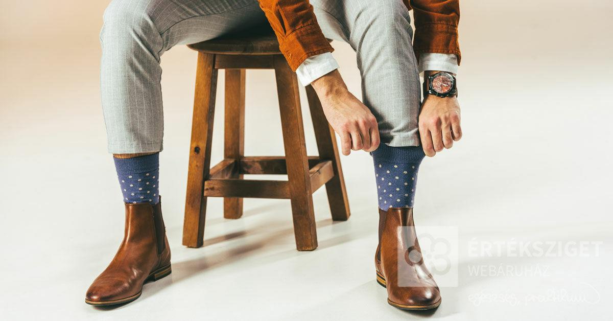 Kompressziós zokni férfiaknak - 3 tipp a választáshoz - Értéksziget Webáruház