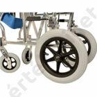 Alumínium összecsukható betegszállító kerekesszék utazáshoz, Gima Transport Queen