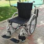 Összecsukható önhajtós kerekesszék kivehető kerékkel, GM4200, 50cm