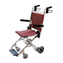 Alumínium összecsukható betegszállító szék, Scotia
