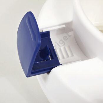 Rögzítő műanyag klipsz Clipper WC magasítókhoz (1db), Herdegen