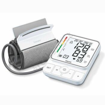 Beurer BM 85 felkaros vérnyomásmérő 22-42 mandzsettával, Bluetooth