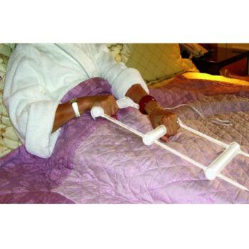 Ágykapaszkodó létra (felülést, felállást  segítő eszköz)