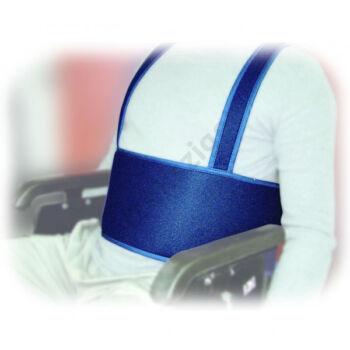 Betegrögzítő biztonsági öv kerekesszékhez, medence mellény, 2-es