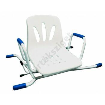 Forgatható fürdőkádülés (kifordítható fürdető szék), Herdegen