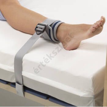 Betegrögzítő pánt lábra (1db. bokafixáló ágyba, AD-66)
