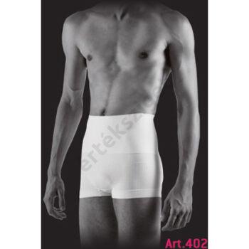 Férfi alakformáló boxer, Farmacell 402, fehér, S