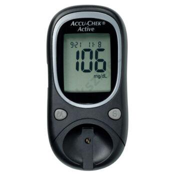 Accu-Chek Active vércukorszintmérő