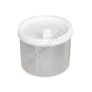 Vizeletes pohár, steril, 100ml