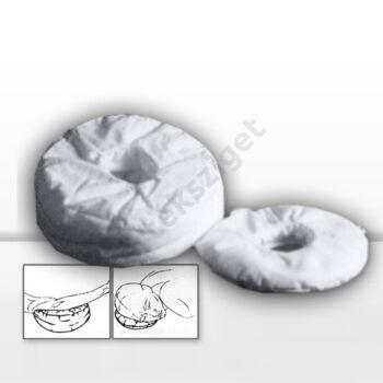 Gyógypárna, kisgyűrű, GYOPÁR S8, 26x4cm (kisebb sérülésekhez vagy könyökhöz)