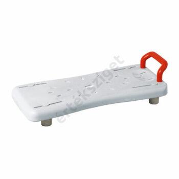 Fürdőkád pad kapaszkodóval, 100kg terhelhetőség, Salus