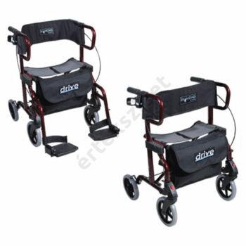 Rollátor és betegszállító szék, Drive Diamond Delux