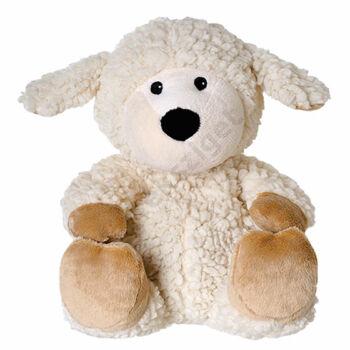Melegíthető plüss állatka, Warmies, Sherpa bárányka mentás töltettel