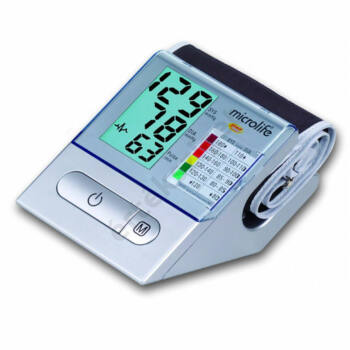 Felkaros vérnyomásmérő, Microlife BP A100 Plus