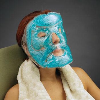 Hideg-meleg borogatás arcra, Thera Pearl arcmaszk