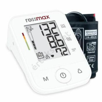 Felkaros automata vérnyomásmérő, Rossmax X3