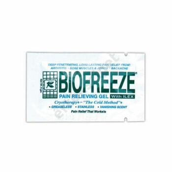 Fájdalomcsillapító gél, Biofreeze 5g tasak