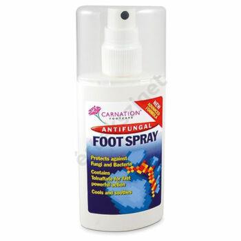 Lábgombásodás elleni spray, Carnation