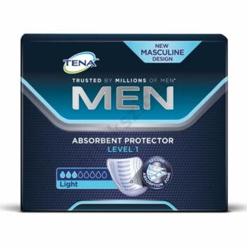 Inkontinencia betét férfiaknak, 275ml, 24db, Tena Men Level 1