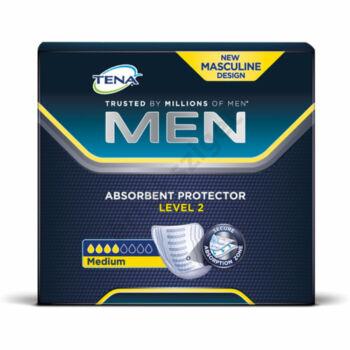 Inkontinencia betét férfiaknak, 450ml, 20db, Tena Men Level 2