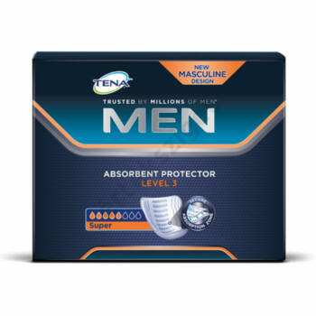 Inkontinencia betét férfiaknak, 710ml, 20db, Tena Men Level 3