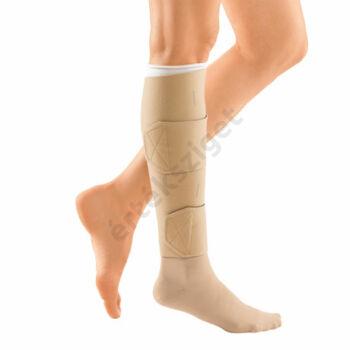 Kompressziós tépőzáras lábszárvédő, CircAid Juxta-Lite Standard, 1db, CCL2-3, S rövid