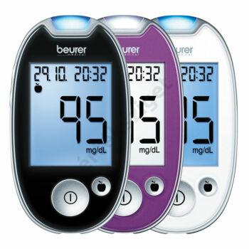Beurer GL 44 vércukorszintmérő