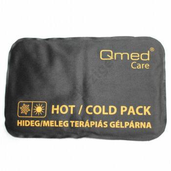 Hideg-meleg terápiás gélpárna borogatás, Qmed, 15x10cm