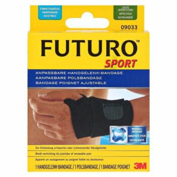 Csuklórögzítő hüvelykujj-hurokkal, Futuro Sport 09033