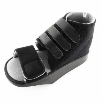 Lábfej tehermentesítő pántos cipő, L