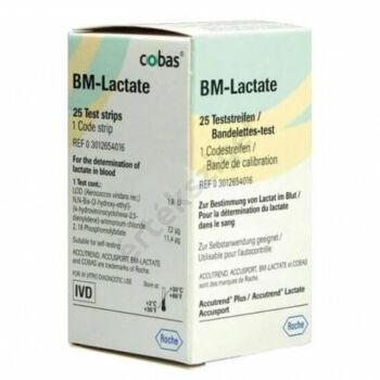 Accutrend BM Lactate tesztcsík 25db/doboz