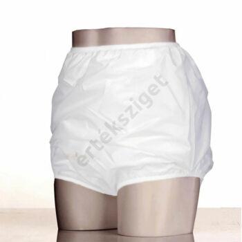 Pelenkázó nadrág tépőzárral felnőtteknek, S