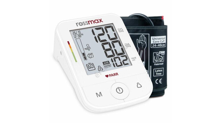 Felkaros automata vérnyomásmérő, Rossmax X5 - Felkaros..
