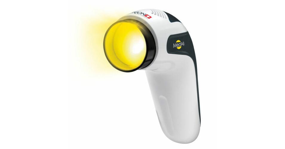 bioptron lámpa kezelés